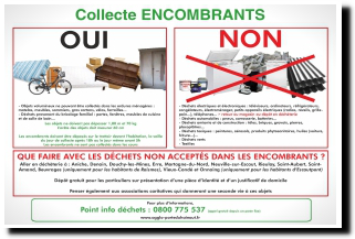 collecte encombrants mini